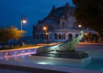 Monument Pescari Constanța