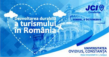 """Conferinţa """"Dezvoltarea Durabilă a Turismului în România"""""""