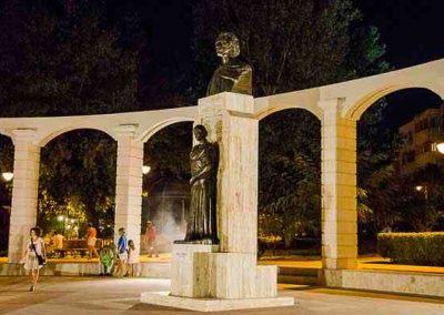 Monumentul Mihai Eminescu Constanța