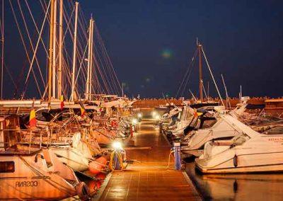 Portul Tomis Constanța